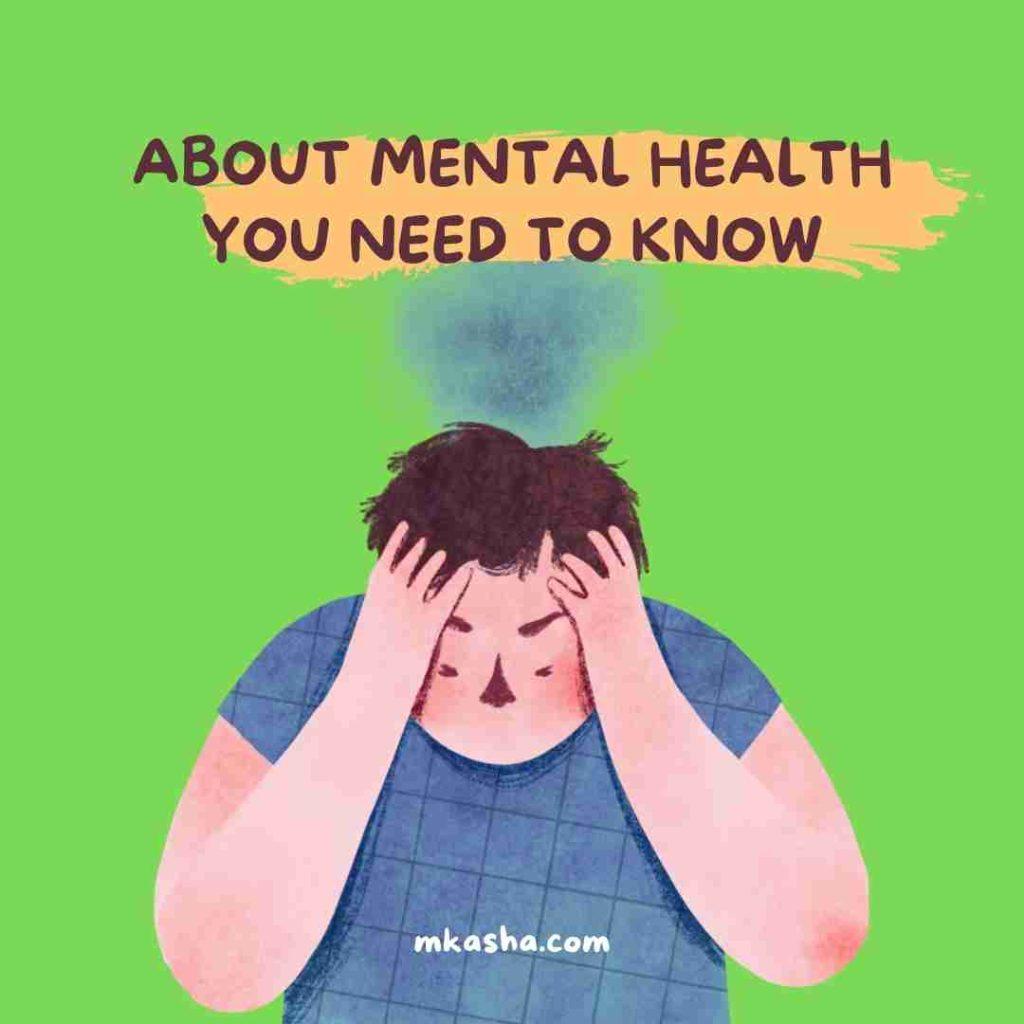 refresh mental health